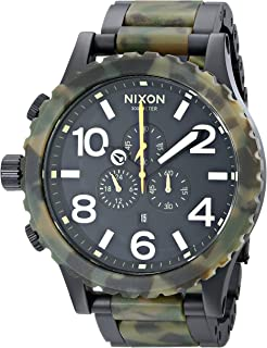 Nixon 51-30 Chrono Men's Underwater Stainless Steel Watch...