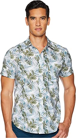 AG Adriano Goldschmied Nash Short Sleeve Shirt