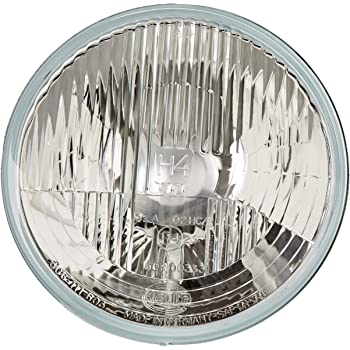 richiede lampadina H4 Per fanale da 5 3//4 unit/à 12V H4 Parabola 5 3//4 omologata