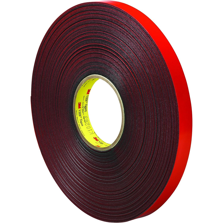 VHB VHB461134R Gray #4611 Adhesive Tape service yd. x 3 5 4