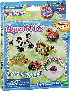 AQUABEADS 3D Animal Set, Multi-Colour