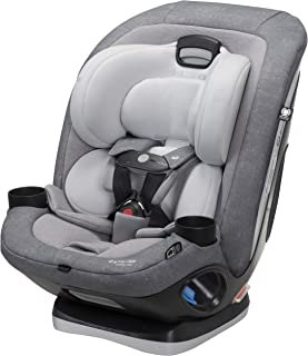 Maxi-Cosi Magellan Max All-in-One Convertible Car Seat with 5 Modes and Magnetic Chest Clip, Nomad Grey