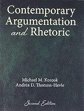 contemporary argumentation and rhetoric