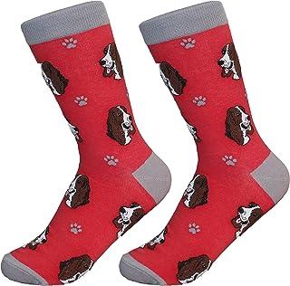 Basset Hound Dog Breed Socks Unisex Sock Daddy by E&S Pets