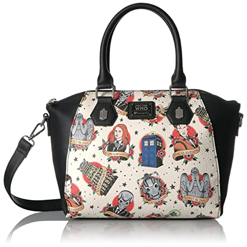 Loungefly Dw Tattoo Duffle