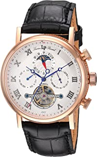 [ルシアン・ピカール]Lucien Piccard 腕時計 40012A-RG-02S メンズ [並行輸入品]