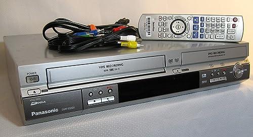 PANASONIC DMR-ES30V DVD RECORDER/ VCR COMBO product image