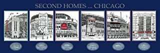 The Greatest-Scapes Personalized Framed Second Homes … Chicago Classic Venues Print with Your Photo