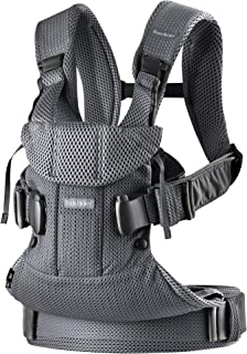 BABYBJÖRN Baby Carrier One Air, Mesh, Anthracite