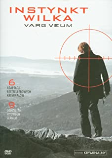 Varg Veum - Bitre blomster (BOX) [3DVD] (IMPORT) (No English version)