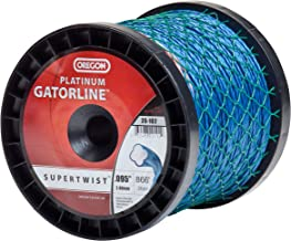 Oregon 20-102 Platinum Gatorline 3-Pound Spool String Trimmer Line 0.095-Inch Gauge