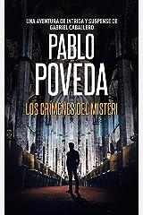Los Crímenes del Misteri: Una aventura de intriga y suspense de Gabriel Caballero (Series detective privado crimen y misterio nº 5) (Spanish Edition) Kindle Edition