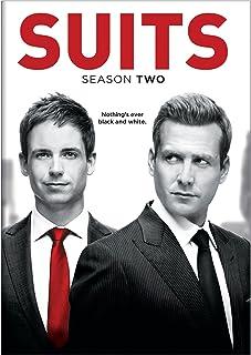 Suits: Season 2 (DVD + UltraViolet)