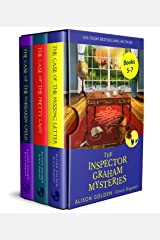 The Inspector Graham Mysteries: Books 5-7 (Inspector Graham Collection Book 2) Kindle Edition