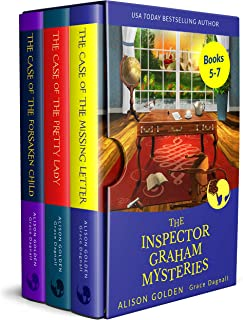 The Inspector Graham Mysteries: Books 5-7 (Inspector Graham Collection Book 2)