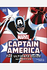 Captain America Ultimate Guide New Edition Kindle Edition