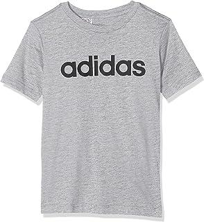 adidas Yb E Lin tee Camiseta, Niños