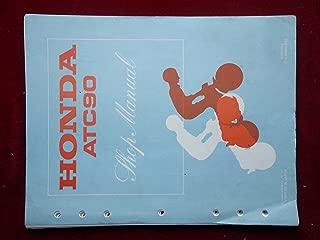 ATC90 ATC 90 Honda Service Shop Repair Manual 6291804 Print Date 12-1976