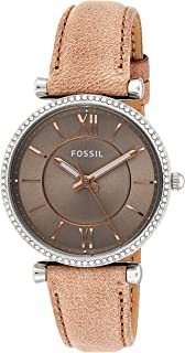Women's Carlie Stainless Steel Casual Quartz Watch