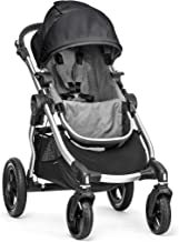 city select double stroller lux