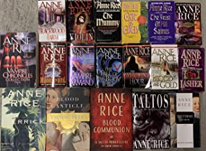Anne Rice 20 Novel Collection Complete Vampire Chronicles and Mayfair Witches