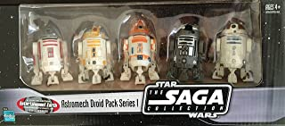 Star Wars The Saga Collection > Astromech Droid Pack 1 Action Figure Multi-Pack