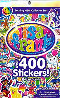 Lisa Frank Over 400 Stickers!