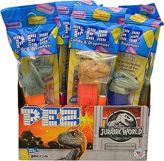 Best jurassic world pez dispenser Reviews