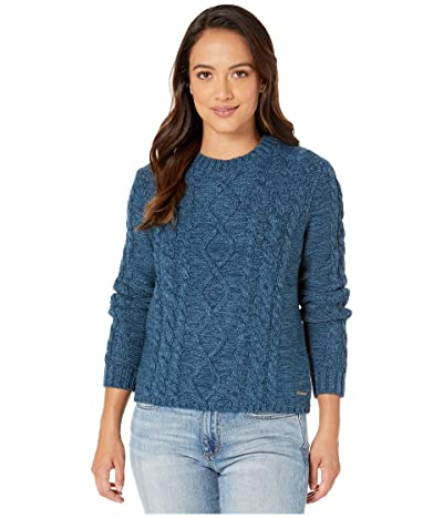 Carve Designs Walsh Sweater (Marled River) Women