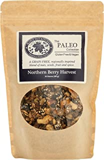 Northern Berry Harvest granola (The PALEO Collection)
