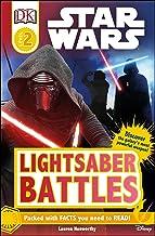DK Readers L2: Star Wars : Lightsaber Battles (DK Readers Level 2)