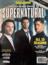 ENTERTAINMENT WEEKLY MAGAZINE - COLLECTOR'S EDITION 2020- THE ULTIMATE GUIDE TO SUPERNATURAL