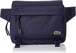 Lacoste Mens Fanny Pack, Blue - NH3140NE
