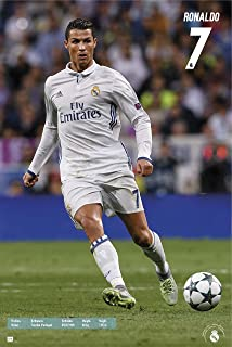 Cristiano Ronaldo and James Rodriguez Action Poster | 2-Pack Set | Close-Out Value!