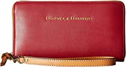 Dooney & Bourke - City Large Zip Around Wristlet