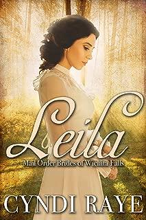 Leila: Mail Order Brides of Wichita Falls - Book #10