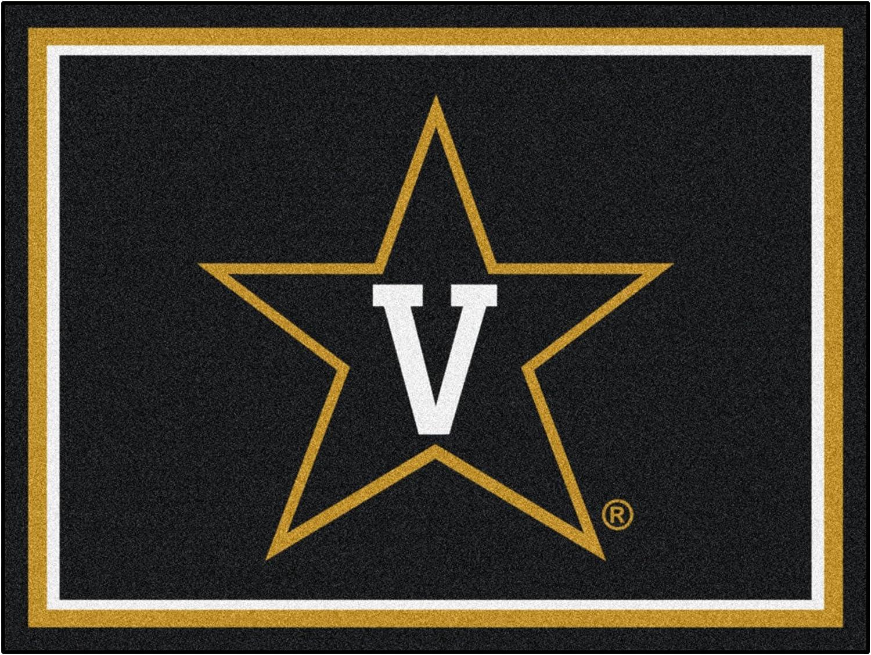 Vanderbilt Al sold out. University 8ft. Max 63% OFF x 10 Area ft. Plush Rug