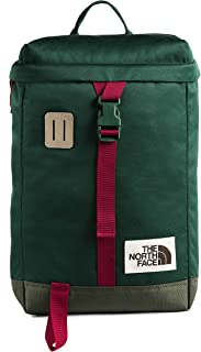 The North Face Top Loader Backpack, Night Green/New Taupe Green