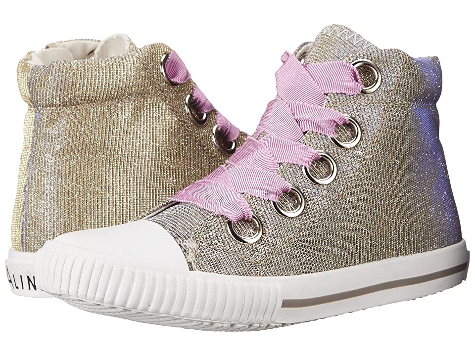 Amiana 6-A0920 (Toddler/Little Kid/Big Kid/Adult) (Gold Iridescent) Girl