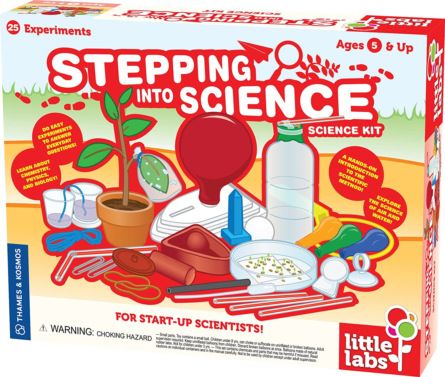 Little Labs  Stepping Into Science