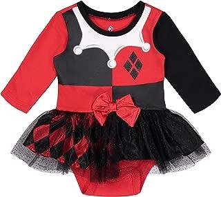 Harley Quinn Baby / Toddler Girls' Costume Dress
