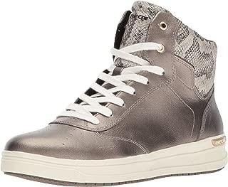 Geox Kids' AVEUP Girl 7 Sneaker