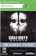 Call of Duty Ghosts Season Pass DLC Code Card - Xbox 360