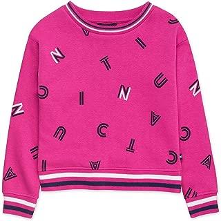 Girls' Long Sleeve Fashion Sweatshirt