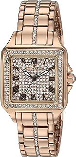 Christian Van Sant Women's Splendeur Quartz Watch with Stainless-Steel Strap, Rose Gold, 16 (Model: CV4622)