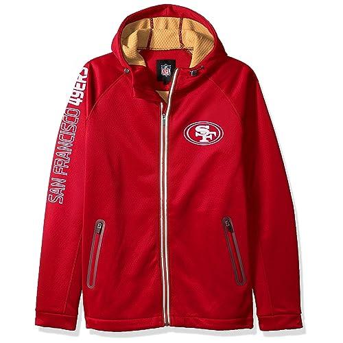 buy popular da861 16a3b Men's 49ers Apparel: Amazon.com