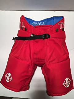 Tackla Hockey Pant Red Model 8800 Junior X-Small 100