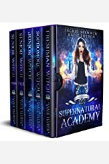 Supernatural Academy: The Complete Series Kindle Edition