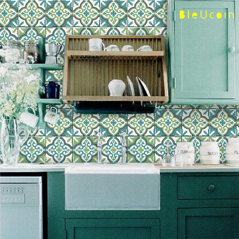 Tile Sticker-Orient-Tile Sticker Tile Sheet-Bathroom /& Kitchen