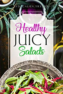 Healthy juicy salads: from different different nations